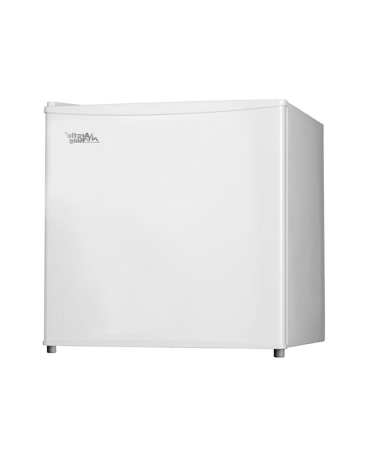 1.1 ft Upright Freezer Space White