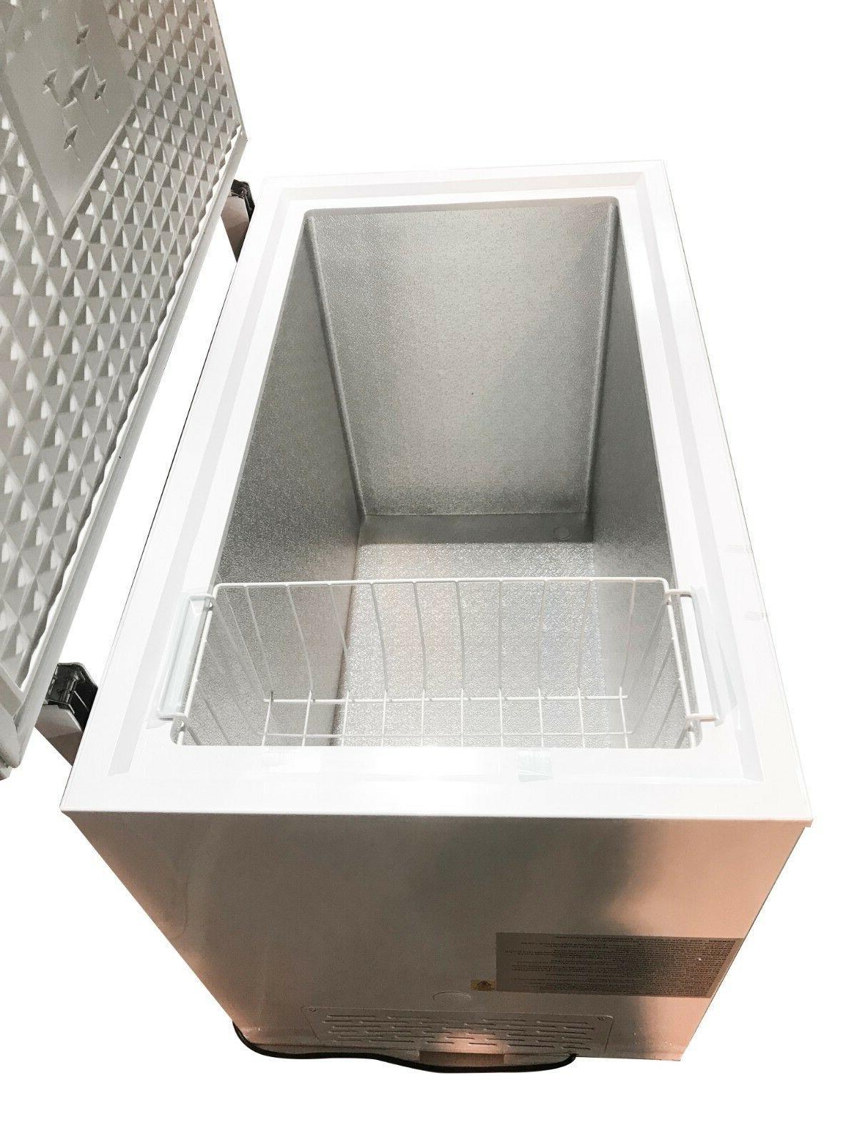 Kool Water 10 cu ft White Freeze Bulk Food Storage