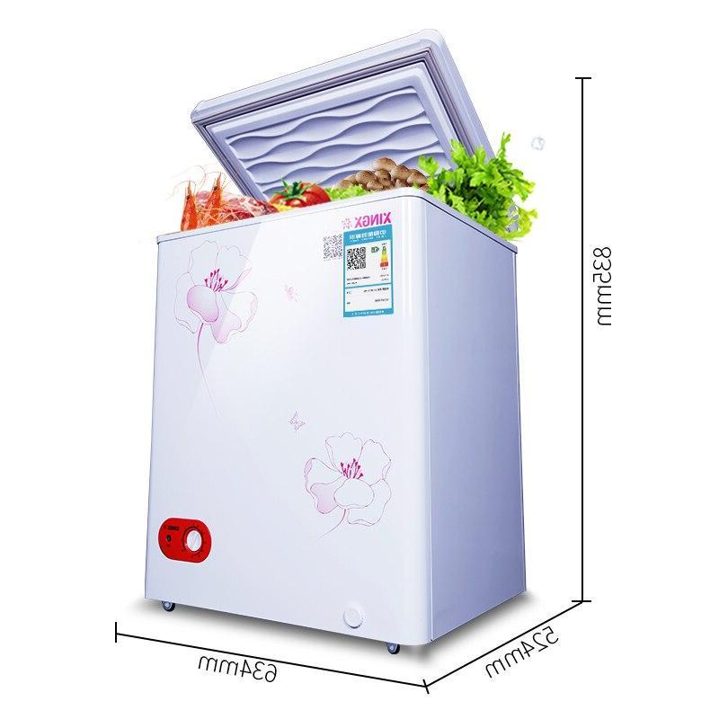 106L Fridge Refrigerators Mini Cooling Saving Dual-Use BD/BC-106E