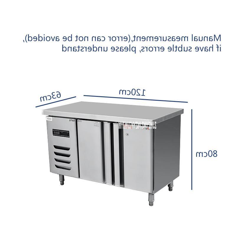 1PC Under-Counter Refrigerator <font><b>Freezer</b></font> Cooler Fridge Machine