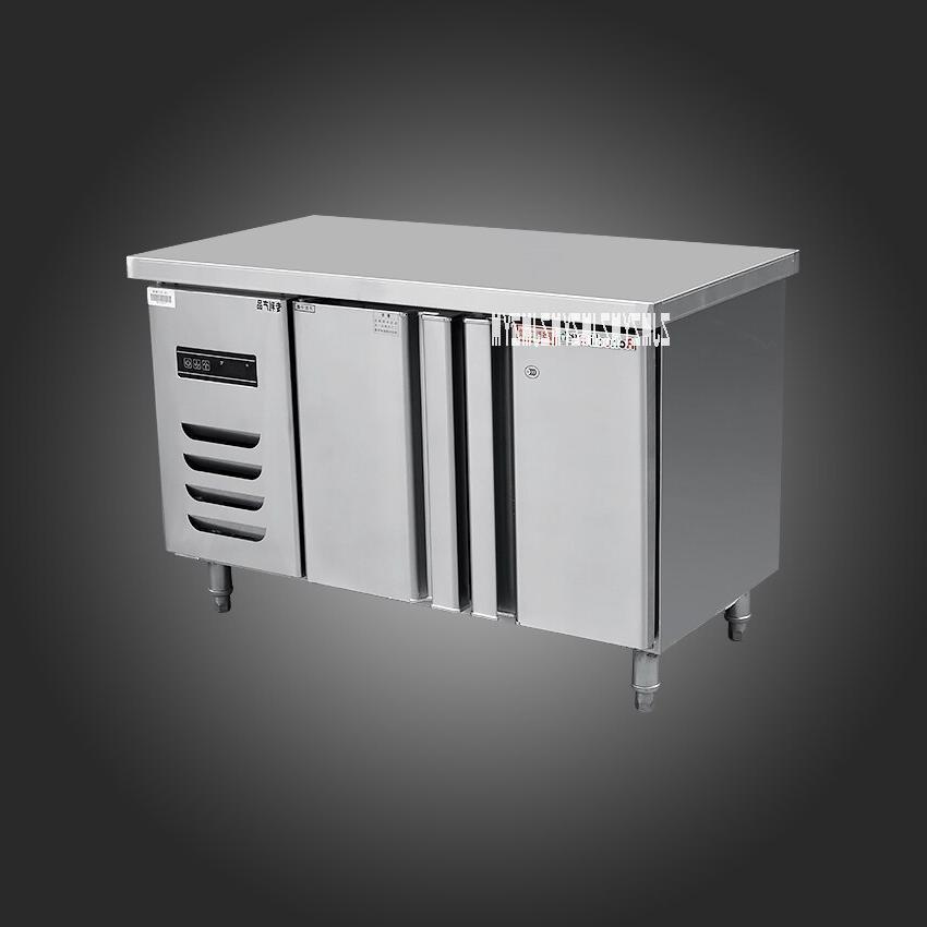 1PC Under-Counter Worktop Commercial Refrigerator <font><b>Freezer</b></font> Cooler Fridge Machine