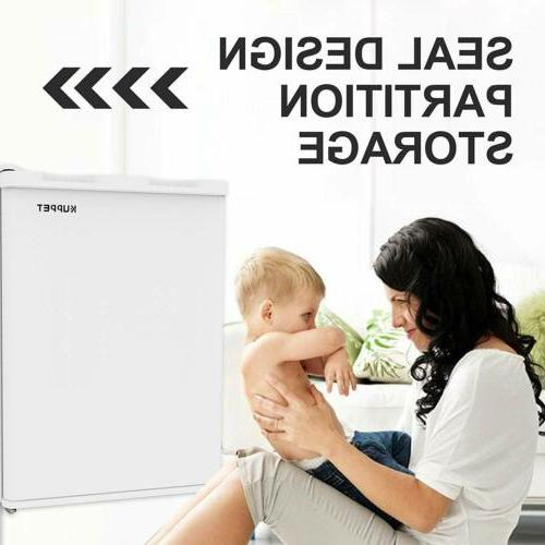 2.1Cu Chest Upright Freezer Home Quick Defrost