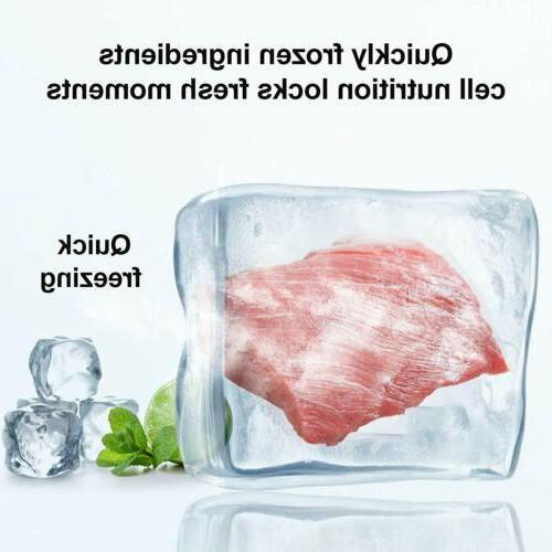 Chest Freezer Home Quick Defrost