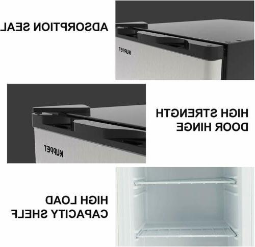 2.1 Upright Storage Quick Defrost Sliver