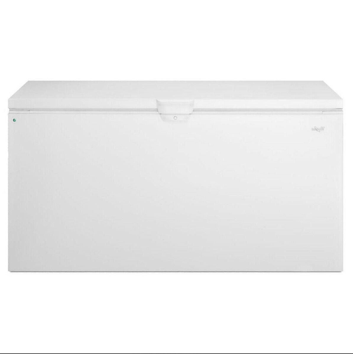22 cu ft chest freezer with extra