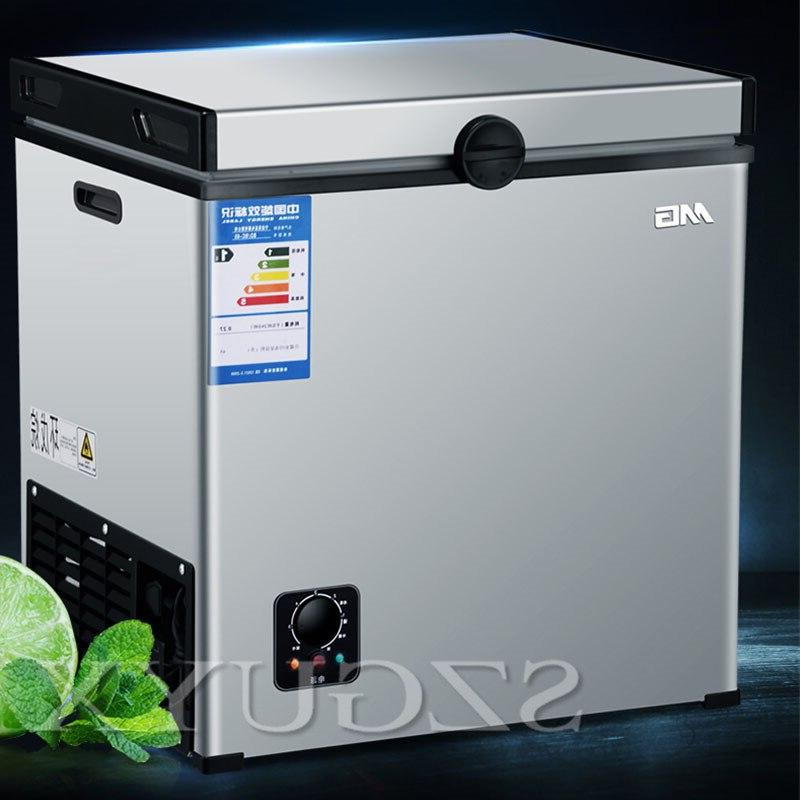 220V/120W <font><b>freezer</b></font> Commercial large <font><b>freezer</b></font> Single temperature cold storage cabinet