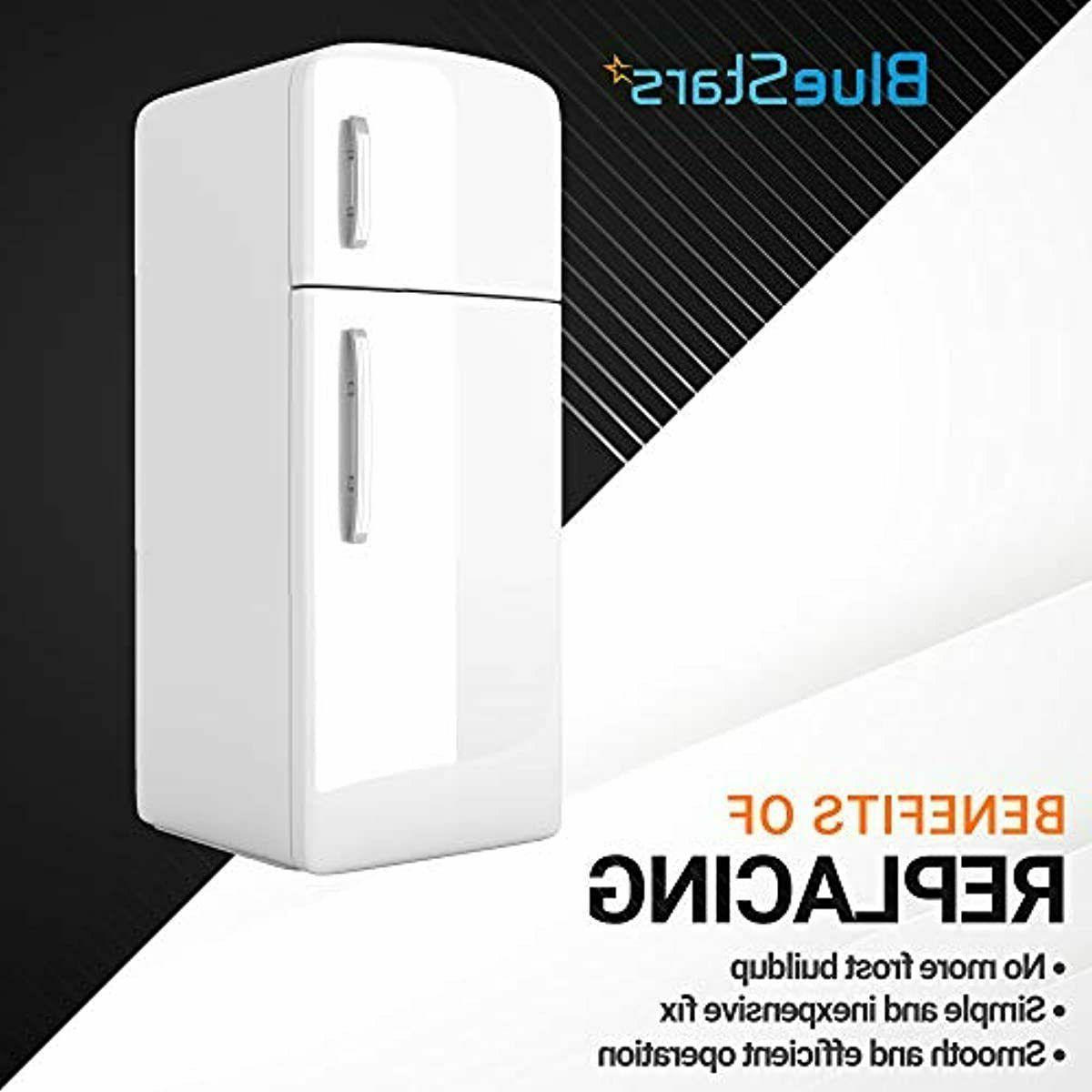 BlueStars Freezer Door Key Replacement PACK 4
