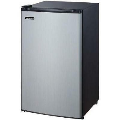 3 5 cf refrigerator stainless