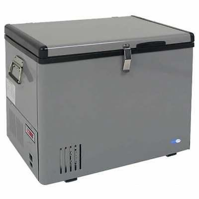 Whynter 45 Quart Portable Fridge/ Freezer Grey