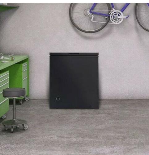 5.0 CU CHEST DEEP FREEZER Compact Dorm Home NEW
