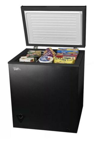 5.0 FT CHEST DEEP FREEZER Upright Compact Dorm Apartment Home NEW