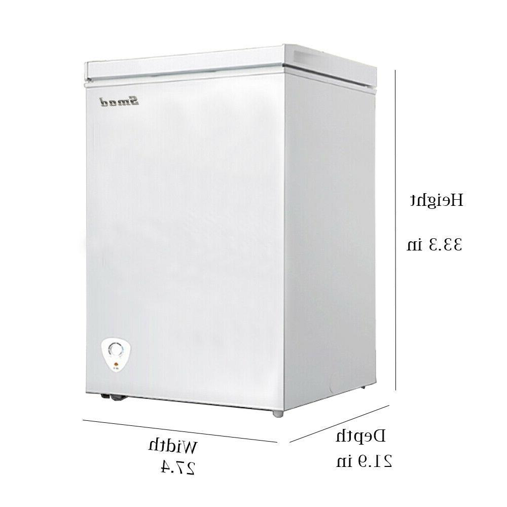 Smad Cubic Chest Freezer Water
