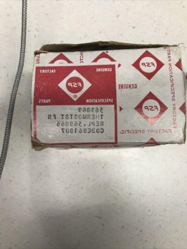 569869 chest freezer thermostat fsp original replacement