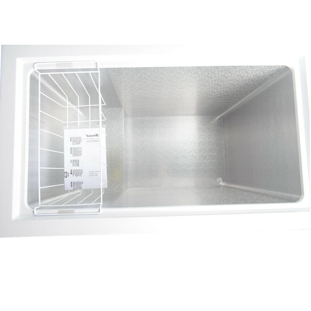 Smeta 7 cu.ft. Freezer - Basket