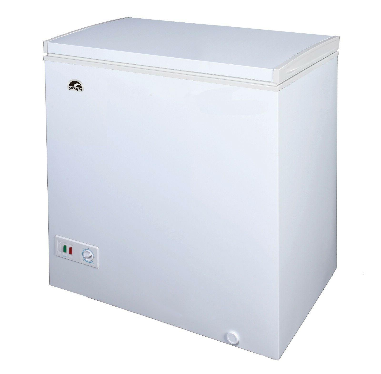 7 1 cu ft chest compact defrost