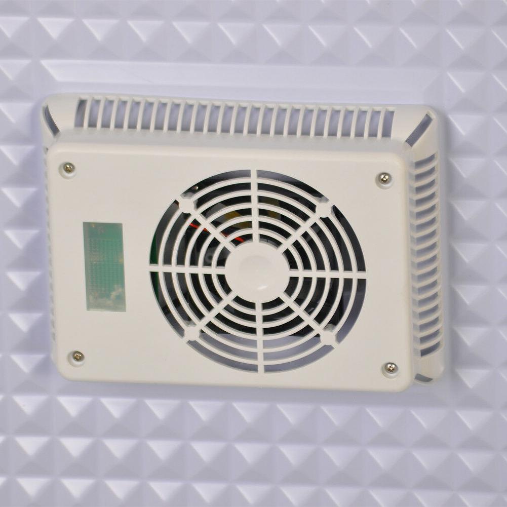 SMAD cu ft Solar Chest Fridge Refrigerator AC DC
