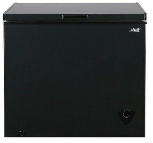 7 cu ft chest freezer black brand