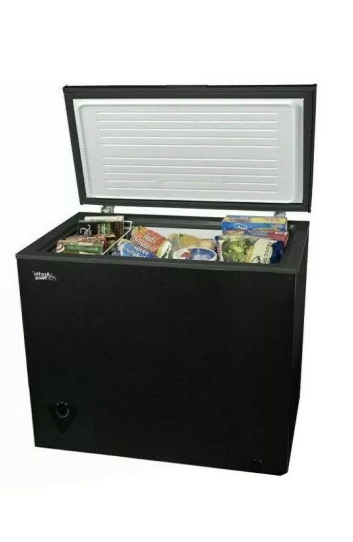 Arctic King 7 cu ft Chest Freezer, Black - FREE Shipping - B