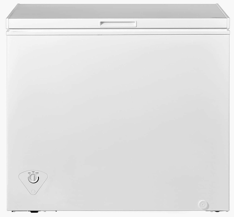 7 cu ft chest freezer white new