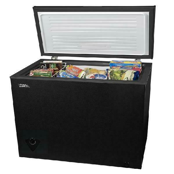 7 cu ft chest freezer with removable