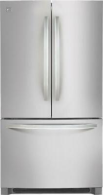 Kenmore 70413  27.6 cu. ft. French Door Refrigerator - Stain