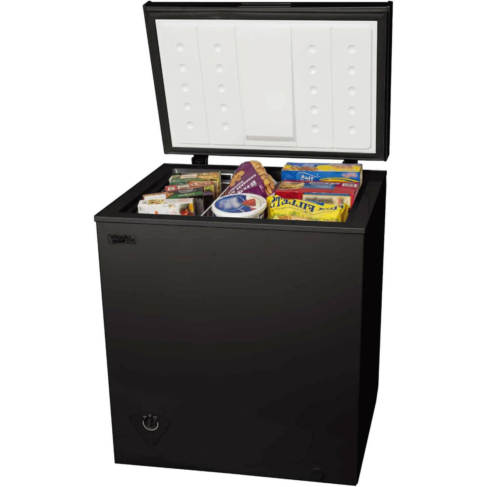 arctic 5 cu ft chest deep freezer