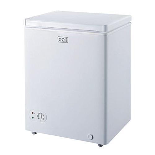bcfk35w chest freezer