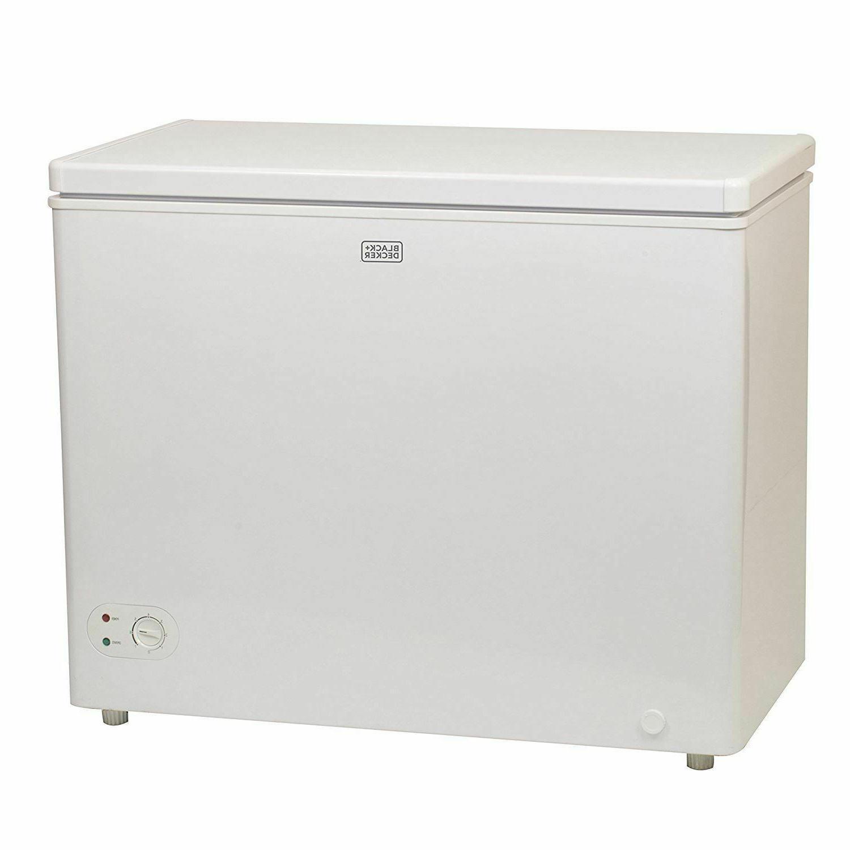 bcfk71w chest freezer