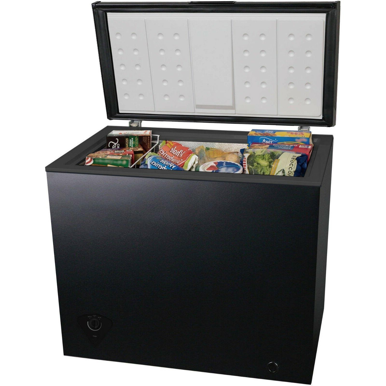 best 7 cubic foot chest freezer upright