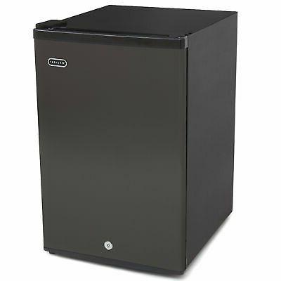 Whynter Black CUF-301BK 3.0 cu. Upright Freezer with