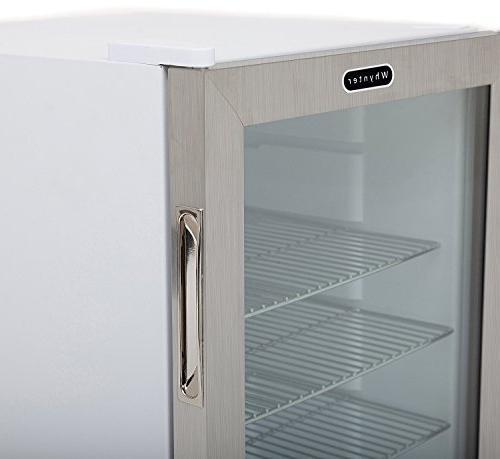 Whynter 90 Capacity Beverage Refrigerators, Size,