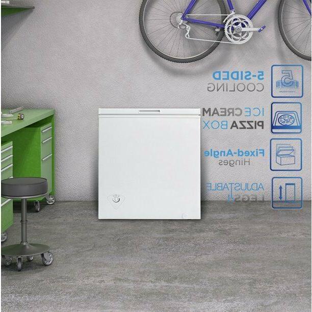 ⚡️ BRAND NEW SHIP Arctic 7.0 cu Freezer - White