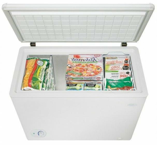 ⚡️ NEW SHIP 7.0 cu Freezer - White