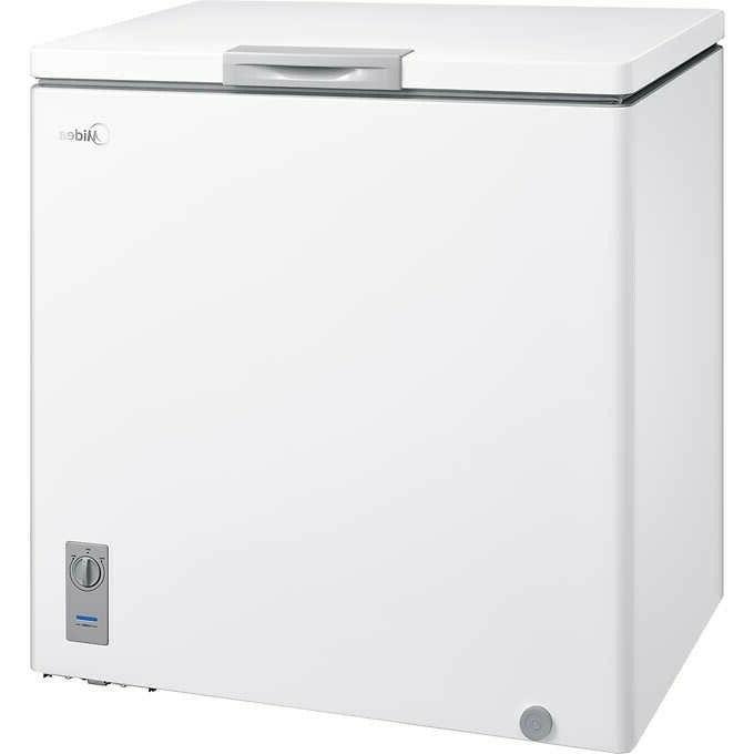 NIB White Chest Freezer Deep Freezer 7.0 Cu.Ft.