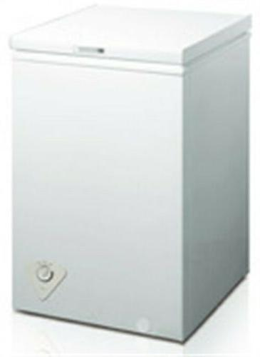 Arctic King BWC1048 3.5 Cubic Foot White Chest Freezer