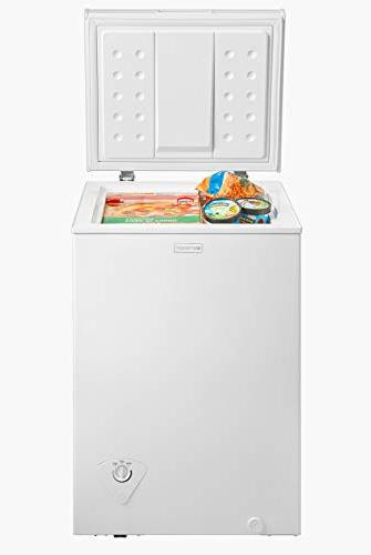 Emerson 3.5-Cubic Foot Chest Freezer