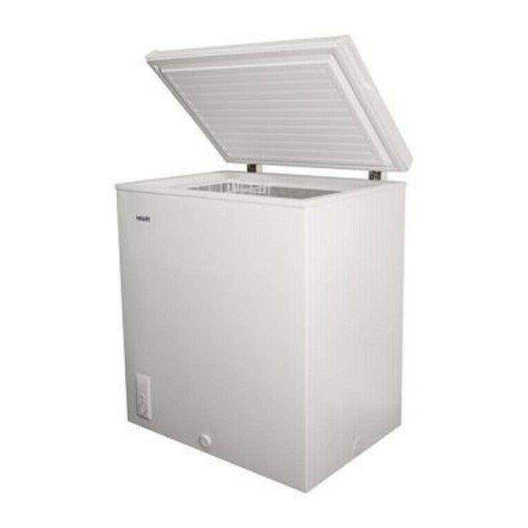 chest freezer 5 1 cu ft compact