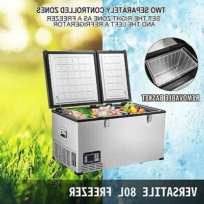 VEVOR Deep Freezer 2 Basket