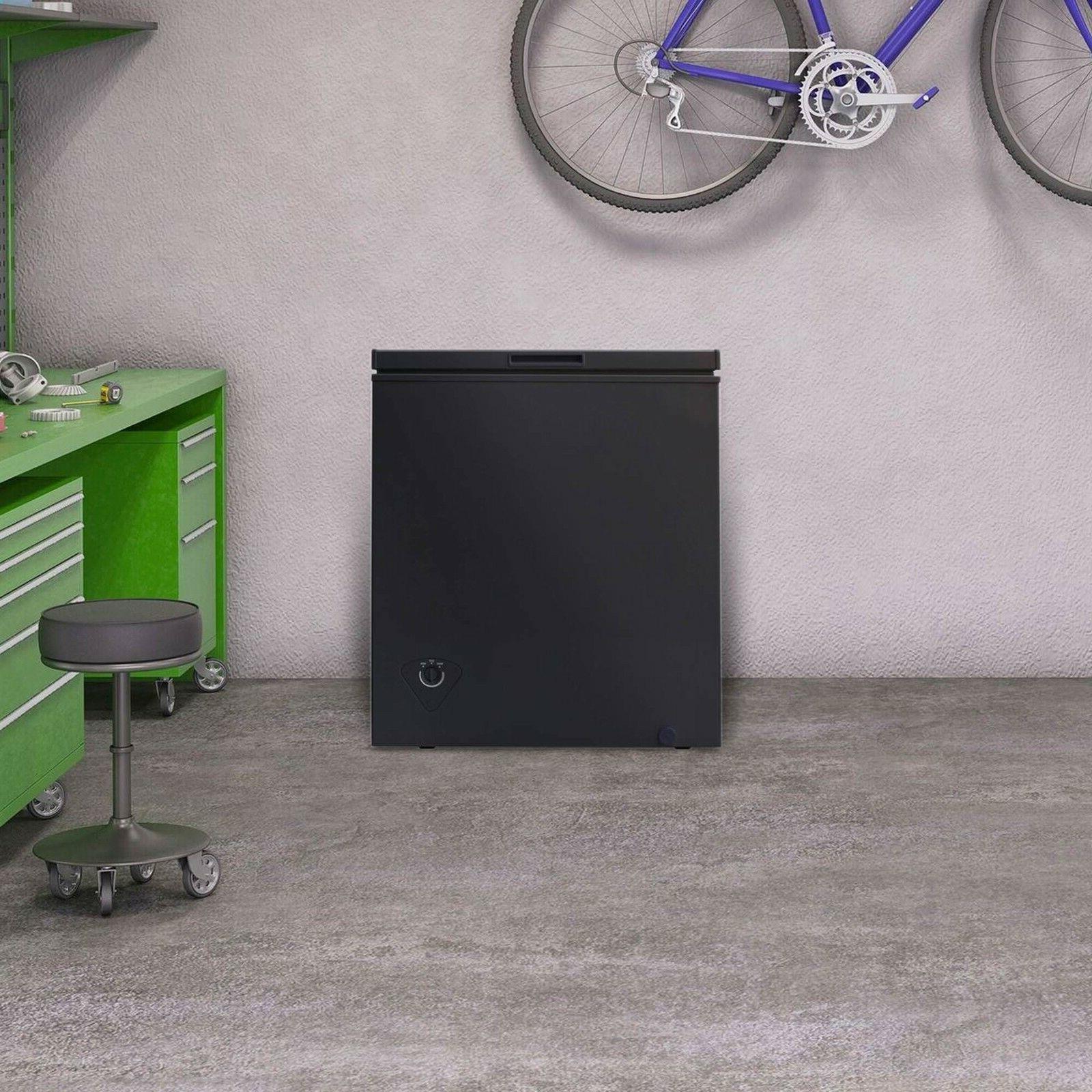 Chest Freezer Storage cu ft Energy Compact