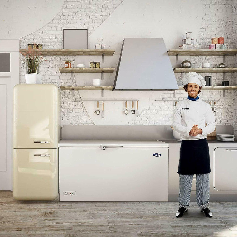 Commercial Freezer Atosa 9.6 MWF9010