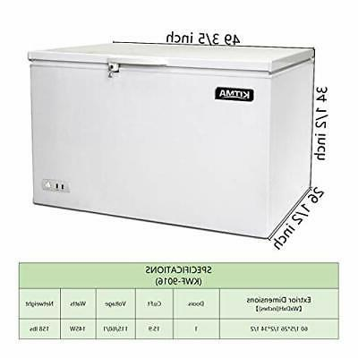 Commercial Chest - Ft Freezer 2