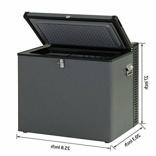 Smeta Compact Absorption Refrigerator Mini Cu
