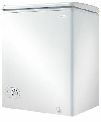 compact chest freezer 3 8 cu ft