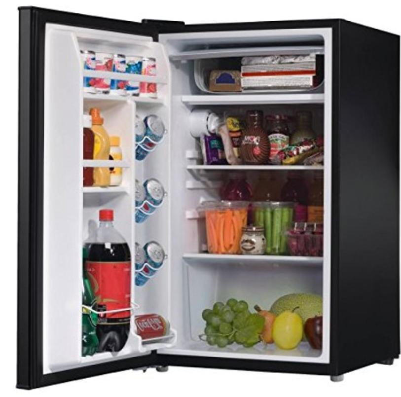 rca mini fridge with freezer