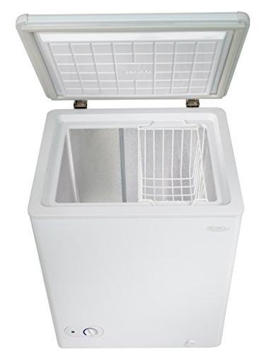 Danby DCF038A1WDB1-3 3.8 Cubic White