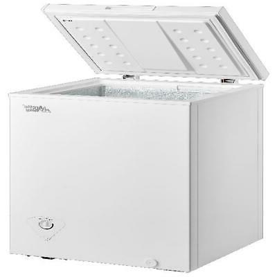 Deep Chest Upright Compact Freezer Storage Basket Recessed H