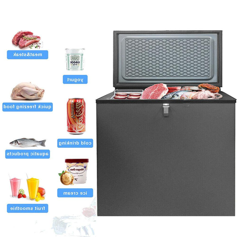 deep chest upright compact freezer storage lpg