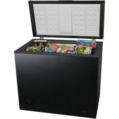 Deep Freezer Chest 7 Cu Ft Compact Upright Dorm Kitchen Food