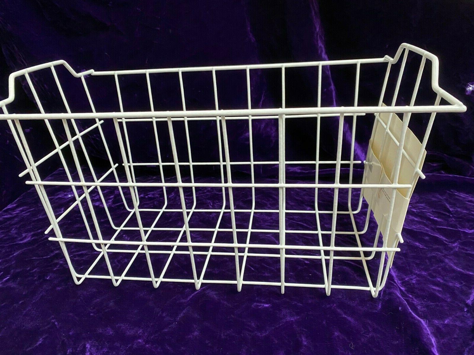 deep freezer refrigerator chest storage basket organizer