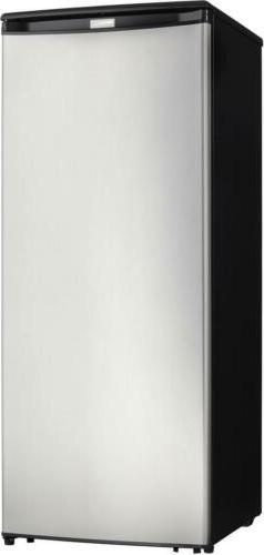 Danby Designer DUFM085A4BSLDD 8.5 cu. ft. Upright Freezer St